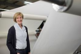 Martina Schepe, Mitarbeiterin Vertrieb