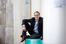 Stephan Bausch, Geschäftsführer der Andreas Th. Bausch GmbH & Co. KG